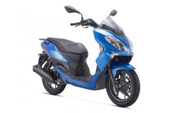 Prenota Keeway City Blade 125cc