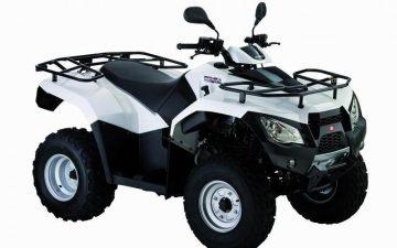 Rent Kymco ATV 300cc