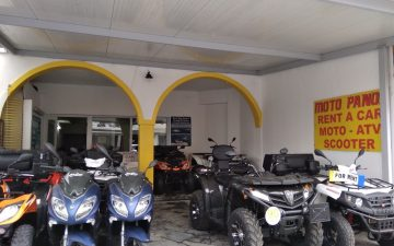 Moto Panos office