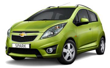 Rent Chevrolet Spark LS