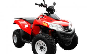 Κράτηση Sym ATV 300cc