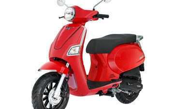 Rent ASUS ESTATE 125cc